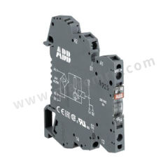 ABB 电子继电器 OBOC2000-115VUC 是否带LED指示灯:是 控制电压:AC/DC115V  个