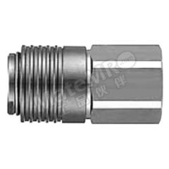 SMC KKA系列内螺纹连接器插座 KKA4S-02F-1  个