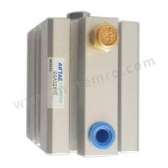 亚德客 SSA系列超薄气缸 SSA50×5B 是否附磁石:否  个