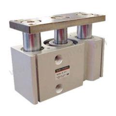 SMC MGQL系列薄型带导杆气缸 MGQL12-10 附件类型:无 是否附磁石:是  个