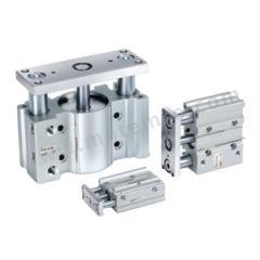 SMC MGPL系列薄型带导杆气缸 MGPL32-50Z 附件类型:无 是否附磁石:是  个