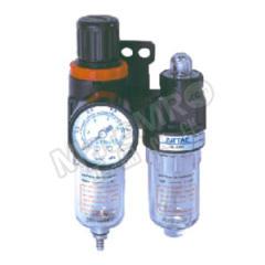亚德客 AFC系列二联件 AFC1500L3WG 是否有压力表:是 排水方式:差压排水式 附件类型:附支架 接口:G1/8 压力范围:1.5~9bar  套