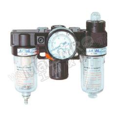 亚德客 AC系列三联件 AC1500LNW 是否有压力表:否 附件类型:附支架 接口:Rc1/8  套