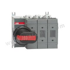 ABB 隔离开关 OS60GJ03P 极数:3P 额定电流:60A  个