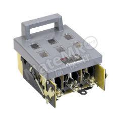 德力西 HR5熔断式隔离开关 HR5-250/31 250A 额定电压:AC380/660V 额定电流:250A  个