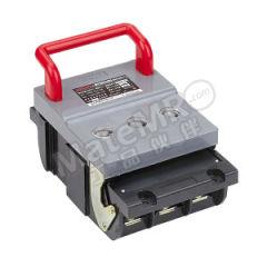 德力西 HR6系列熔断器式隔离开关 HR6-160/30 80A 额定电压:AC380/660V 额定电流:160A  个