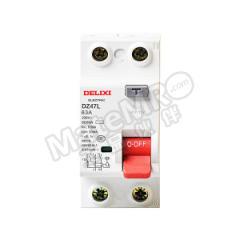 德力西 DZ47L系列漏电保护开关 DZ47L 2P 40A 100mA AC 额定电压:AC230/400V 额定电流:40A  个