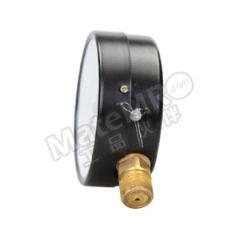 天川 铁壳压力表(径向不带边) Y150/0-10MPA/G1/2 安装方式:径向不带边 精度:1.6级 材质:铁壳 量程:0-10MPA  个