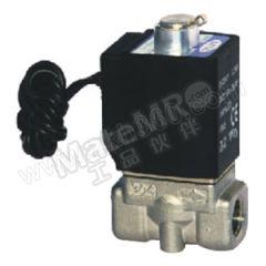 亚德客 2KS系列流体控制阀(直动常开型) 2KSL030-08A-I 接口形式:内螺纹 公称直径:4mm 公称压力:30bar  个
