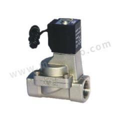 亚德客 2L系列流体控制阀(先导常闭型) 2L200-20C-I 接口形式:内螺纹 公称直径:20mm 公称压力:15bar  个