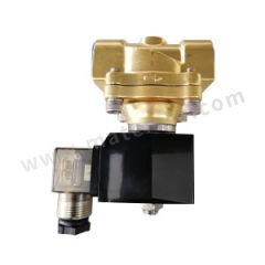 纽立得 GU系列两位两通膜片式流体电磁阀 GU-20-4D 接口形式:内螺纹 公称压力:0~10bar 公称直径:G2  个