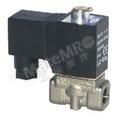 亚德客 2KL系列流体控制阀(直动常开型) 2KL050-15A 接口形式:内螺纹 公称直径:5mm 公称压力:30bar  个