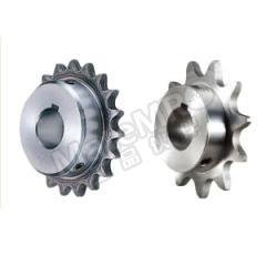 正盟 DLR2040B型碳钢链轮 DLR2040B16L 齿数:16 轴孔径:25~35mm  个