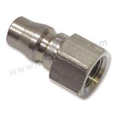 SMC KK130系列内螺纹连接器插头 KK130P-01F  个