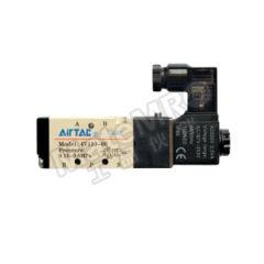 亚德客 4V100系列电磁阀 4V11006C 接电方式:DIN插座式 电压:AC110V 接口:Rc1/8  个