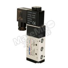 亚德客 4V200系列电磁阀 4V230P06CI 电压:AC110V 接电方式:直接出线式 接口:Rc1/8  个