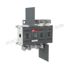 ABB OT系列隔离开关 OTDC25UT4 极数:4P 额定电流:25A  个