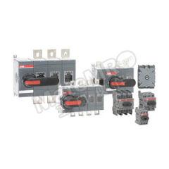 ABB OT系列隔离开关 OTDC100U20 极数:2P 额定电流:100A  个