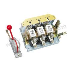德力西 HR3系列熔断器式隔离开关 HR3-200/33 150A 额定电压:AC380V 额定电流:200A  个