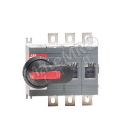 ABB OT系列隔离开关 OT630E12P 极数:3P 额定电压:AC690V 额定电流:630A  个