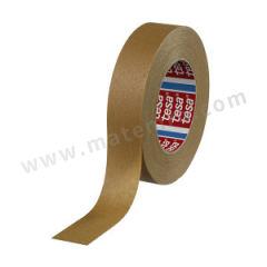 德莎 耐140℃高温喷涂遮蔽胶带 4341 颜色:棕色 短期耐高温:140℃ 长度:50m 厚度:0.38mm  卷