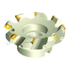株洲钻石 面铣刀盘 FMA01-160-B40-SE12-10 齿数:10  支