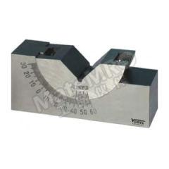 沃戈尔 调节形V型砧座 33 4003 圆柱直径:适用杆直径40mm  件