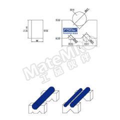 FOWLER V形架 53423806 圆柱直径:3~68mm 包装数量:两个/件  件