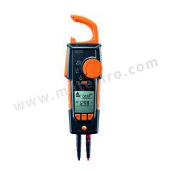 德图 真有效值交直流钳形表 testo 770-1 直流电压量程:1.0 ~ 600.0 V 直流电流量程:0.1 ~ 400 A 电阻量程:0.1 ~ 40.00 兆欧姆  台
