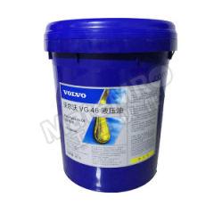 沃尔沃 液压油 VOLVO VG46  桶