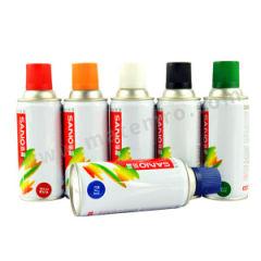 三和 手摇自动喷漆 61 净含量:235g 色号:61东风蓝  罐