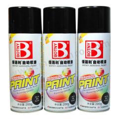 保赐利 高级自动喷漆 B-1088 净含量:200g 色号:335 浅灰色  罐