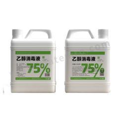 好顺 75%乙醇消毒液 2L 清洁剂类型:醇类  桶
