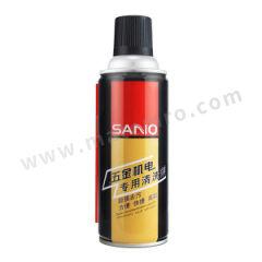 三和 五金机电专用清洗剂 H110-60 清洁剂类型:有机溶剂  罐