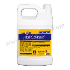 蓝飞 全能中性清洗剂 Q050-1 清洁剂类型:水基  桶