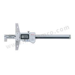 三丰 IP67防冷却液数显深度卡尺(钩状顶端型) 571-255-20 是否可数据输出:是 分辨率:0.01mm 基座长度:100×7mm 精度:±0.03mm  把