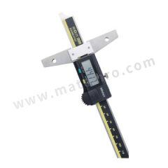 三丰 数显深度尺 571-214-10 是否可数据输出:是 测头尺寸:5mm 基座长度:250mm  把