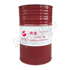 长城 齿轮油 L-CKC 320 ISO类型:CKC 倾点:-12℃  桶