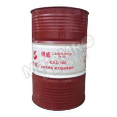 长城 重负荷工业齿轮油 L-CKD100  桶