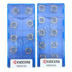 京瓷 SOMT铣刀片 SOMT140520ER-GM PR1535 刀具材质:硬质合金 刀尖圆弧半径:2mm  盒
