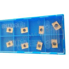 京瓷 NEMT铣刀片 NEMT16T308ER-DH PR730 刀尖圆弧半径:0.8mm  盒