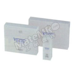 沃戈尔 单支陶瓷量块(1级) 36 0211700 标称长度系列:17mm 级别:1级  个