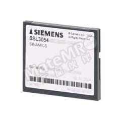 西门子 S120系列CF卡 6SL3054-0EH01-1BA0 附件类型:存储卡  个