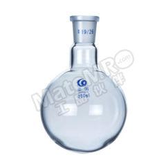垒固 单口圆底烧瓶 B-017025  个