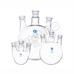 垒固 直三口烧瓶 B-017356  个