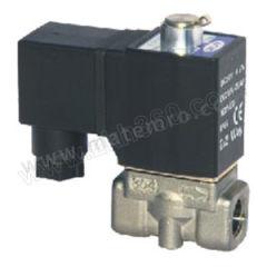 亚德客 2KL系列流体控制阀(直动常开型) 2KLH050-10E 接口形式:内螺纹 公称直径:4mm 公称压力:30bar  个