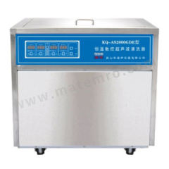 昆山舒美 落地式恒温数控超声波清洗器 KQ-AS2000GDE  件