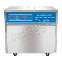 昆山舒美 落地式双频恒温数控超声波清洗器 KQ-AS2000GVDE  件