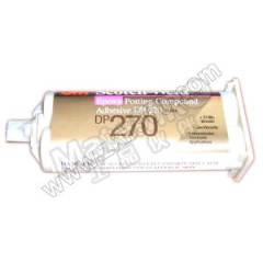 3M 环氧结构粘接胶-导电型 DP270 固化方式:室温固化 组份:双组份 颜色:透明  支