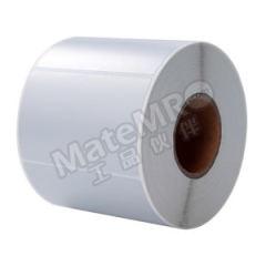 艾利丹尼森 PET亚银标签 AD02021-1 长度:80mm  卷